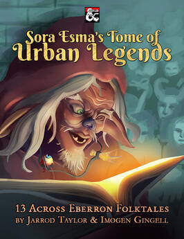 Sora Esma's Tome of Urban Legends