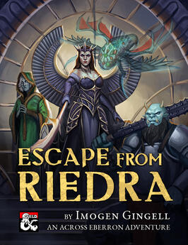 Escape from Riedra