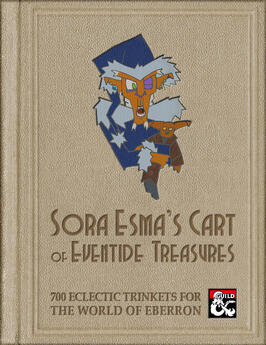 Sora Esma's Cart of Eventide Treasures
