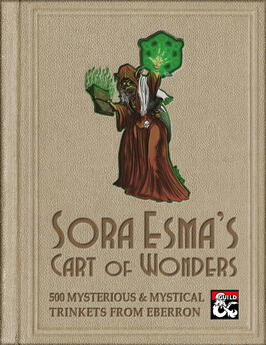 Sora Esma's Cart of Wonders